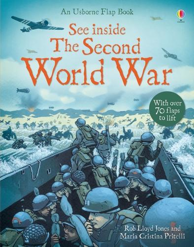 See Inside Second World War - See Inside (Hardback)