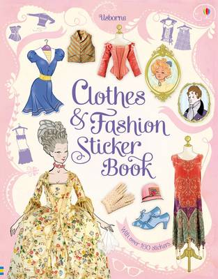 Clothes and Fashion Sticker Book - Information Sticker Books (Paperback)