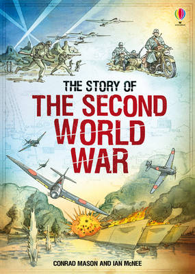 The Story of the Second World War (Paperback)