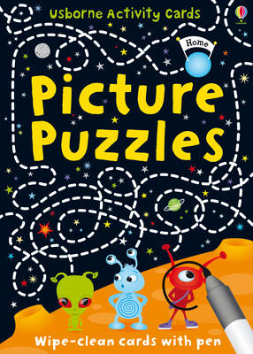 Picture Puzzles - Activity and Puzzle Cards