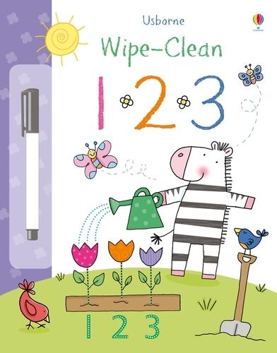 Wipe-clean 123 - Wipe-Clean (Paperback)