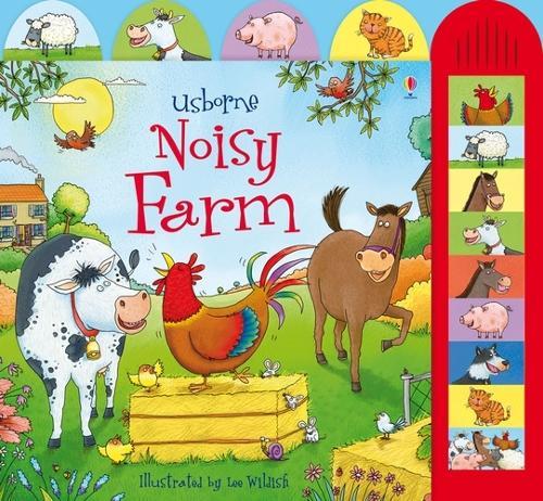 Noisy Farm - Noisy Books (Board book)