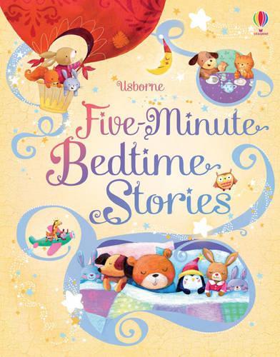 Five Minute Bedtime Stories - Read-aloud Treasuries (Hardback)