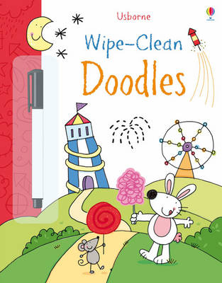 Wipe-clean Doodles - Wipe-Clean (Paperback)