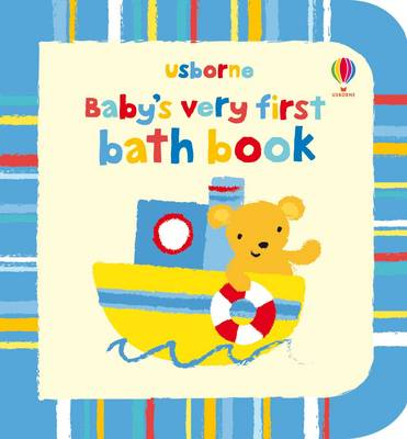 Baby's Very First Bath Book - Bath Books