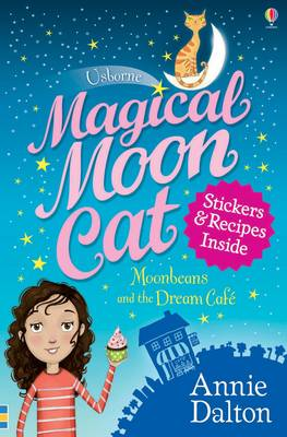 Magical Moon Cat: Moonbeans and the Dream Cafe (Paperback)