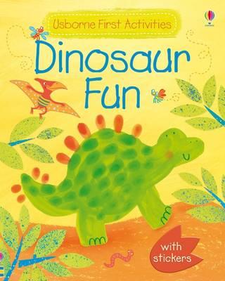 Dinosaur Fun - Activity Books (Paperback)