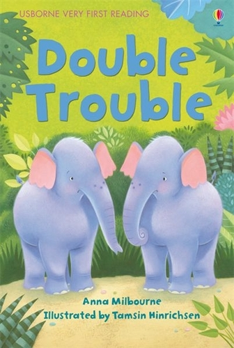 Double Trouble - 1.0 Very First Reading 01 (Hardback)
