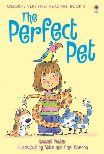 The Perfect Pet - 1.0 Very First Reading 03 (Hardback)