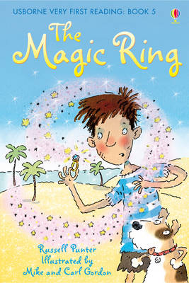 The Magic Ring - 1.0 Very First Reading 05 (Hardback)