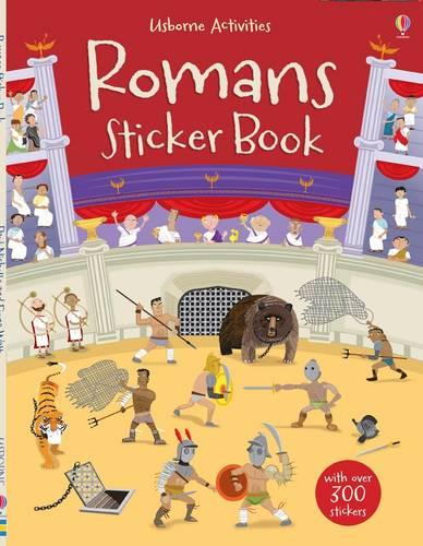 Romans Sticker Book - Sticker Books (Paperback)