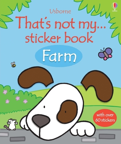 That's Not My...Farm Colouring Book - That's Not My...Activity Book (Paperback)