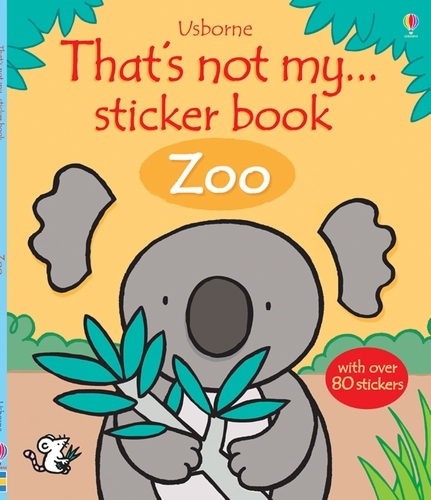 Thats Not My Sticker Book Zoo - That's Not My...Activity Book (Paperback)