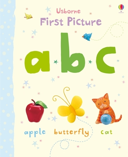 First Picture ABC - First Picture Books (Board book)