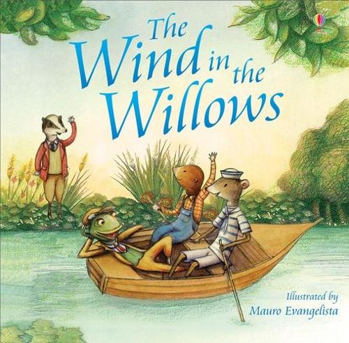 The Wind in the Willows picture book (new edition) - Picture Books (Paperback)