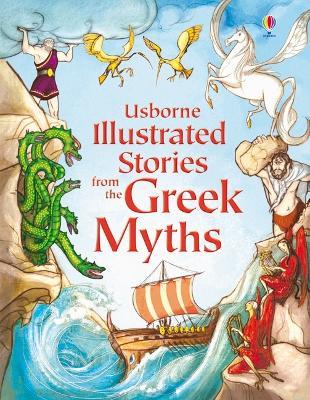 Greek Myth Story Time