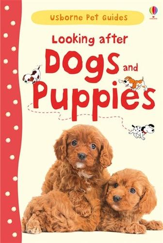 Looking After Dogs and Puppies (Hardback)