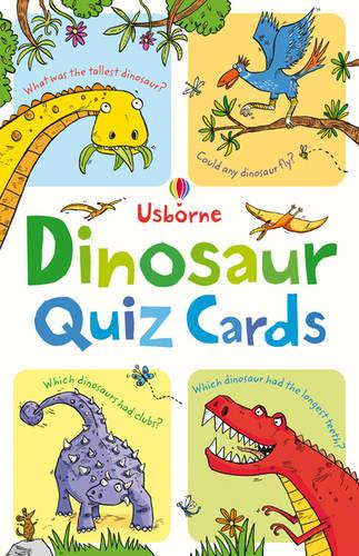 Dinosaur Quiz Cards - Activity and Puzzle Cards