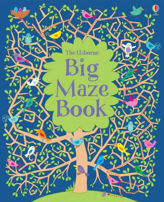 Big Maze Book (Paperback)