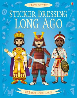 Long Ago - Sticker Dressing (Paperback)