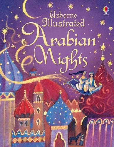 Illustrated Arabian Nights - Illustrated Stories (Hardback)