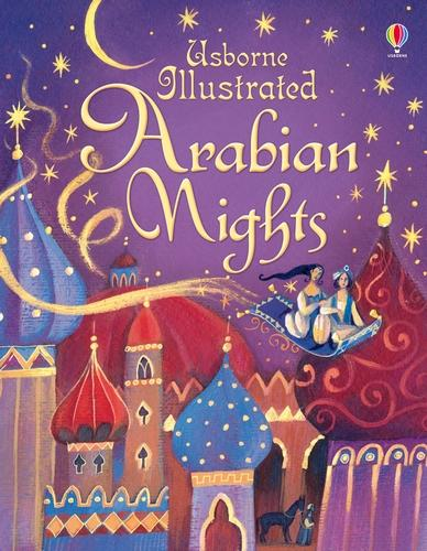 Illustrated Arabian Nights (Hardback)