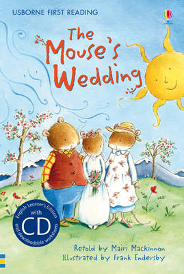 First Reading Three: The Mouse's Wedding (CD-Audio)