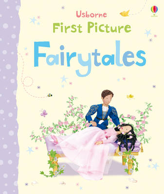 First Picture Fairytales - First Picture Books (Board book)