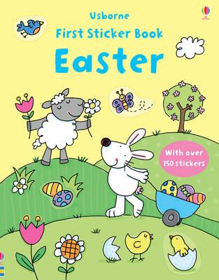 First Sticker Book Easter (Paperback)