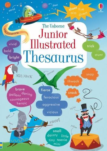 Junior Illustrated Thesaurus (Paperback)