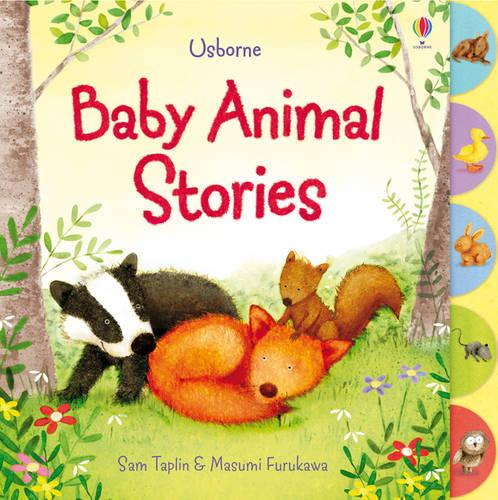 Baby Animal Stories - Baby's Bedtime Books (Board book)