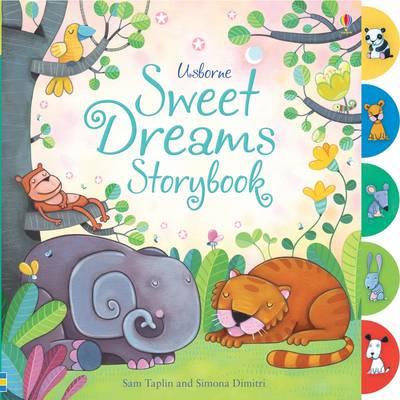 Sweet Dreams Storybook - Baby's Bedtime Books (Board book)