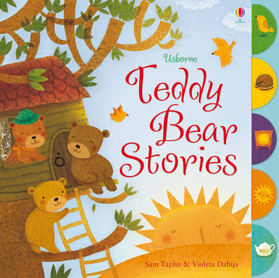 Teddy Bear Stories - Baby's Bedtime Books (Board book)