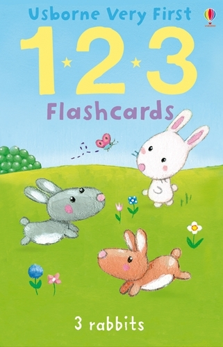 Very First Flashcards: 123 - Flashcards