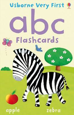 Very First Flashcards: ABC - Flashcards