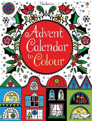 Advent Calendar to Colour (Paperback)