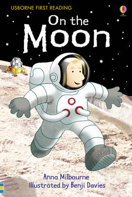 On the Moon - 2.1 First Reading Level One (Yellow) (Hardback)