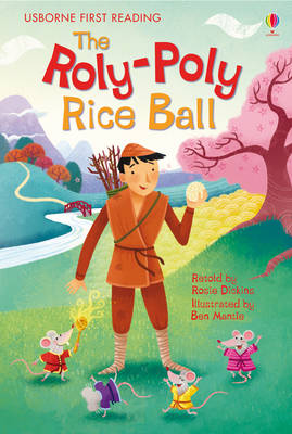 The Roly-Poly Rice Ball - 2.2 First Reading Level Two (Mauve) (Hardback)