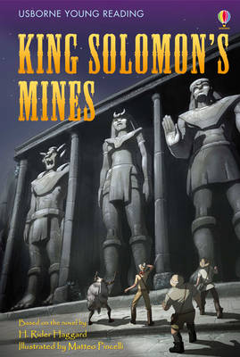 Young Reading Level 3: King Solomon's Mines - 3.3 Young Reading Series Three (Purple) (Hardback)