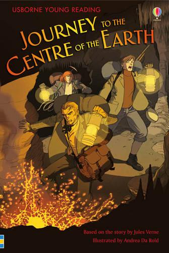 Journey to the Centre of the Earth - 3.3 Young Reading Series Three (Purple) (Hardback)