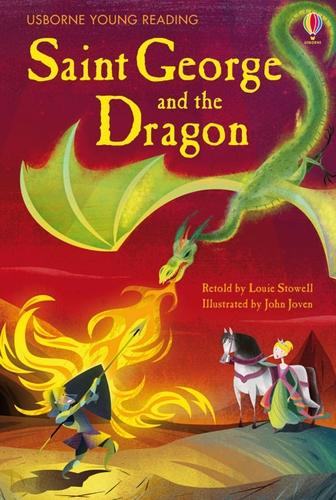 Saint George and the Dragon - 3.1 Young Reading Series One (Red) (Hardback)