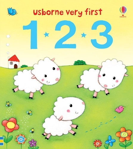 Very First 123 - Very First Words (Board book)