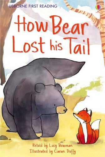 How Bear Lost His Tail - 2.2 First Reading Level Two (Mauve) (Paperback)