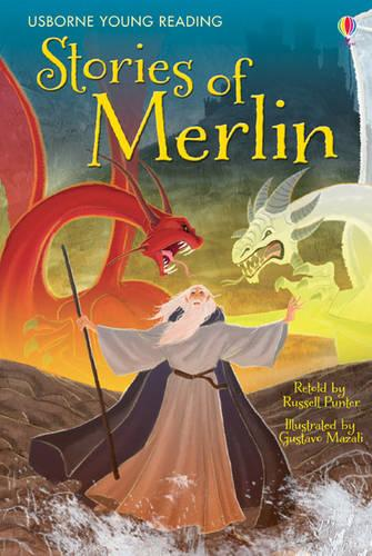 Young Reading 1: The Stories of Merlin - 3.1 Young Reading Series One (Red) (Hardback)