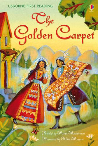 The Golden Carpet - 2.4 First Reading Level Four (Green) (Hardback)
