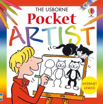 Pocket Artist Bind Up - Art Books (Paperback)