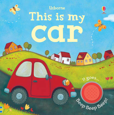 This is My Car (Board book)