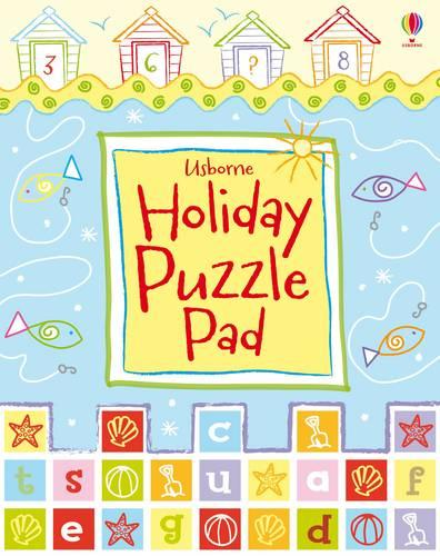 Holiday Puzzle Pad - Puzzle Pads (Paperback)