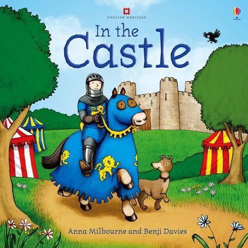 In the Castle - Picture Books (Paperback)
