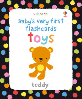 Toys: Babys Very First Flashcards - Baby's Very First